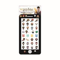 Harry Potter Gadget Decals Kawaii