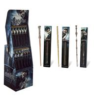 Noble Collection Harry Potter Wands 38 cm Display (60)