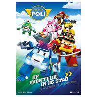 Robocar Poli - Op avontuur in de stad (DVD)