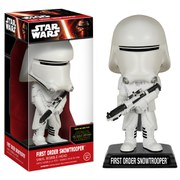 Wacky Wobbler Star Wars The Force Awakens First Order Snowtrooper  Bobble Head