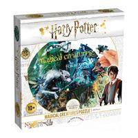 Winning Moves Harry Potter Jigsaw Puzzle Magical Creature