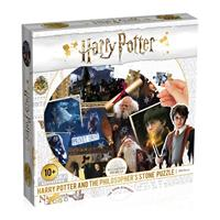 Winning Moves Harry Potter Jigsaw Puzzle Philosopher's Stone