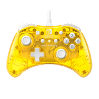 pdp Rock Candy Wired Mini Switch Controller (Pineapple-Pop)