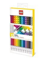 Joy Toy LEGO Gel Pens 12-Pack Bricks