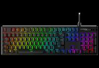 hyperx Alloy Origins RGB Mechanical Gaming Keyboard - US QWERTY - Zwart