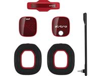 astro A40TR Mod Kit Red Gaming headset Mod Kit Rood, Zwart