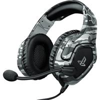 GXT 488 FORZE Official Licensed Playstation 4 Gaming Headset - Grijs