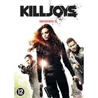 Killjoys - Seizoen 5 (DVD)
