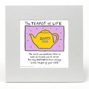 Edward Monkton The Teapot of Life by
