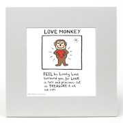 Edward Monkton Love Monkey by