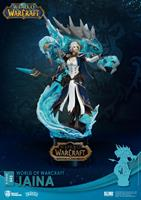 Beast Kingdom Toys World Of Warcraft D-Stage PVC Diorama Jaina 16 cm