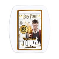Winning Moves Harry Potter Card Game Top Trumps Quiz *German Version*