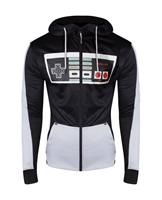 Difuzed Nintendo Hooded Sweater NES Controller Size S