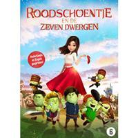 Roodschoentje en de zeven dwergen (DVD)