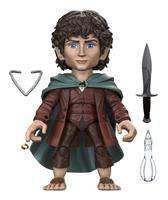 The Loyal Subjects Lord of the Rings Action Vinyls Mini Figure 8 cm Frodo Baggins