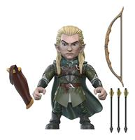 The Loyal Subjects Lord of the Rings Action Vinyls Mini Figure 8 cm Legolas