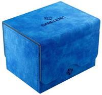 GameGenic Deckbox Sidekick 100+ Convertible Blauw