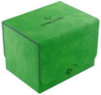 GameGenic Deckbox Sidekick 100+ Convertible Groen