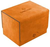 GameGenic Deckbox Sidekick 100+ Convertible Oranje