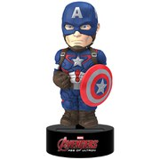 NECA Marvel Avengers Age of Ultron Captain America Body Knocker