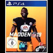 Playstation 4 - Madden NFL 19