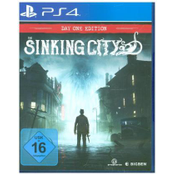 Playstation 4 - The Sinking City (Day One Edition)