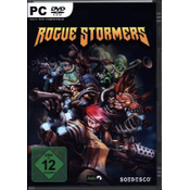 Rogue Stormers, 1 DVD-ROM