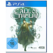 Playstation 4 - Call of Cthulhu