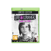 Life is Strange, Before the Storm, 1 XBox One-Blu-ray Disc (Limited Edition)