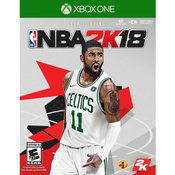 Take-Two Interactive NBA 2K18 DayOne Edition Xbox One video-game