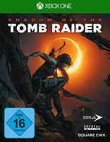 Shadow of the Tomb Raider, 1 XBox One-Blu-ray Disc