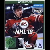 NHL 18, Xbox One-Blu-ray Disc