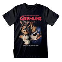 Heroes Inc Gremlins T-Shirt Homeage Style Size L