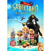 Kapitein Sabeltand en de magische diamant (DVD)