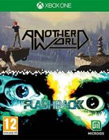 Another World X - Flashback