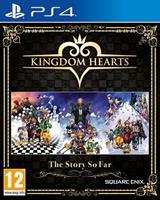 Kingdom Hearts - Story So Far