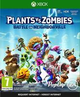 Plants VS Zombies - Battle For Neighborville