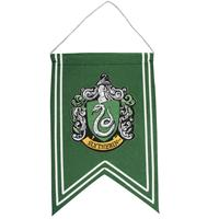 Cinereplicas Harry Potter Wall Banner Slytherin 30 x 44 cm