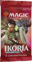 Wizards of The Coast Magic The Gathering - Ikoria Lair of the Behemoths Boosterpack