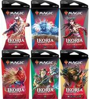 Wizards of The Coast Magic The Gathering - Ikoria Lair of the Behemoths Theme Booster