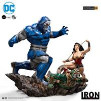 Iron Studios DC Comics Diorama 1/6 Wonder Woman Vs Darkseid by Ivan Reis 54 cm