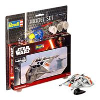 Revell Star Wars Model Kit 1/52 Model Set Snowspeeder 10 cm