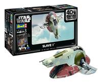 Revell Star Wars Model Kit 1/88 Slave I - 40th Anniversary 34 cm