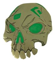 FaNaTtik Sea of Thieves Bottle Opener Skull Glow In The Dark