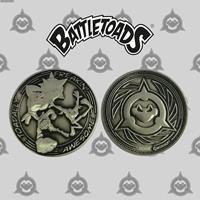 FaNaTtik Battletoads Collectable Coin Limited Edition