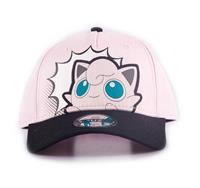 Difuzed Pokémon Snapback Cap Jigglypuff Pop Art