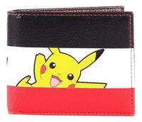 Difuzed Pokémon Bifold Wallet Pikachu
