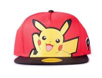 Difuzed Pokémon Snapback Cap Pikachu Pop Art