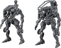 Good Smile Company OBSOLETE Moderoid Plastic Model Kit 1/35 Multi-Purpose EXOFRAME (Gray) 9 cm