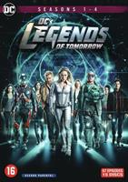 Dcs Legends Of Tomorrow - Seizoen 1-4